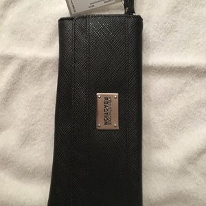 Kenneth Cole Elongated Flap Clutch